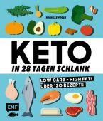 Keto - In 28 Tagen schlank, Hogan, Michelle, Edition Michael Fischer GmbH, EAN/ISBN-13: 9783960933076