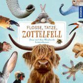 Flosse, Tatze, Zottelfell, Köhrsen, Andrea, Franckh-Kosmos Verlags GmbH & Co. KG, EAN/ISBN-13: 9783440168967