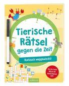 Tierische Rätsel gegen die Zeit, Ars Edition, EAN/ISBN-13: 9783845835082