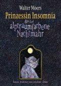 Prinzessin Insomnia & der alptraumfarbene Nachtmahr, Moers, Walter, Knaus, Albrecht Verlag, EAN/ISBN-13: 9783813507850