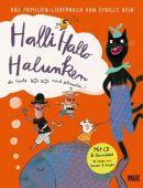Halli Hallo Halunken, die Fische sind ertrunken!, Hein, Sybille/Effenberger, Falk, EAN/ISBN-13: 9783407755537