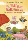 Hetty Flattermaus rettet die Wiesenwesen, Roeder, Annette, cbj, EAN/ISBN-13: 9783570176788