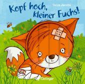 Kopf hoch, kleiner Fuchs!, Kleine Bornhorst, Lena, Verlag Friedrich Oetinger GmbH, EAN/ISBN-13: 9783789110894