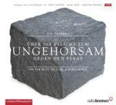 Über die Pflicht zum Ungehorsam gegen den Staat, Thoreau, Henry David, Hörbuch Hamburg, EAN/ISBN-13: 9783899033908