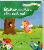 Mein Puste-Licht-Buch: Glühwürmchen, blink doch mal!, Sylvia, Tress, Esslinger Verlag, EAN/ISBN-13: 9783480236718