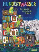Hundertwasser: Ein Haus für dunkelbunte Träume, Elschner, Géraldine, Prestel Verlag, EAN/ISBN-13: 9783791374536