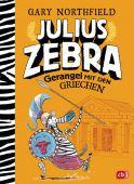 Julius Zebra - Gerangel mit den Griechen, Northfield, Gary, cbj, EAN/ISBN-13: 9783570176214