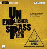 Unendlicher Spaß, Wallace, David Foster, Der Hörverlag, EAN/ISBN-13: 9783844527070