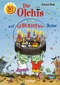 Die Olchis auf Geburtstagsreise, Dietl, Erhard, Verlag Friedrich Oetinger GmbH, EAN/ISBN-13: 9783789121203