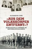 'Aus dem Volkskörper entfernt?', Zinn, Alexander, Campus Verlag, EAN/ISBN-13: 9783593508634