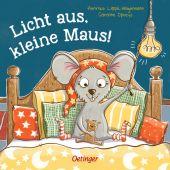 Licht aus, kleine Maus!, Lippa-Wagenmann, Henrike, Verlag Friedrich Oetinger GmbH, EAN/ISBN-13: 9783789113611