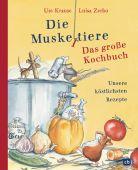 Die Muskeltiere - Das große Kochbuch, Krause, Ute/Zerbo, Luisa, cbj, EAN/ISBN-13: 9783570177044