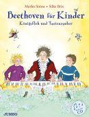 Beethoven für Kinder, Simsa, Marko, Jumbo Neue Medien & Verlag GmbH, EAN/ISBN-13: 9783833742545