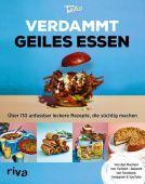Verdammt geiles Essen, Team Twisted, Riva Verlag, EAN/ISBN-13: 9783742315151