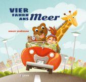 Vier fahren ans Meer, Schössow, Birgit, Tulipan Verlag GmbH, EAN/ISBN-13: 9783864294020