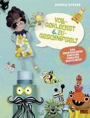 Vollgekleckst & zugeschnipselt, Oyrabø, Annika, Beltz, Julius Verlag, EAN/ISBN-13: 9783407823649