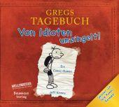 Von Idioten umzingelt!, Kinney, Jeff, Baumhaus Buchverlag GmbH, EAN/ISBN-13: 9783833950421