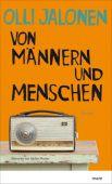 Von Männern und Menschen, Jalonen, Olli, mareverlag GmbH & Co oHG, EAN/ISBN-13: 9783866482418