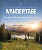 Wandertage, Kunth, Wolfgang Verlag GmbH & Co.KG, EAN/ISBN-13: 9783955049898