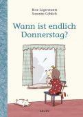Wann ist endlich Donnerstag?, Lagercrantz, Rose, Moritz Verlag, EAN/ISBN-13: 9783895653193