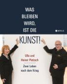 Was bleiben wird, ist die Kunst!, Edition Braus Berlin GmbH, EAN/ISBN-13: 9783862281770