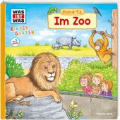 WAS IST WAS Kindergarten,- Im Zoo, Weller-Essers, Andrea, Tessloff Medien Vertrieb GmbH & Co. KG, EAN/ISBN-13: 9783788619695