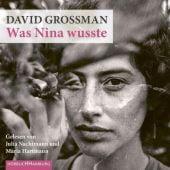 Was Nina wusste, Grossman, David, Hörbuch Hamburg, EAN/ISBN-13: 9783957132116
