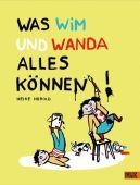 Was Wim und Wanda alles können, Herold, Heike, Beltz, Julius Verlag, EAN/ISBN-13: 9783407754455