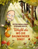 Weißt du, wo die Baumkinder sind?, Wohlleben, Peter, Verlag Friedrich Oetinger GmbH, EAN/ISBN-13: 9783789109607