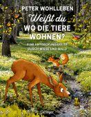 Weißt du, wo die Tiere wohnen?, Wohlleben, Peter, Verlag Friedrich Oetinger GmbH, EAN/ISBN-13: 9783789109416
