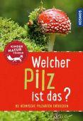 Welcher Pilz ist das?, Oftring, Bärbel, Franckh-Kosmos Verlags GmbH & Co. KG, EAN/ISBN-13: 9783440160367