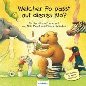 Welcher Po passt auf dieses Klo?, Moost, Nele, Esslinger Verlag J. F. Schreiber, EAN/ISBN-13: 9783480226085