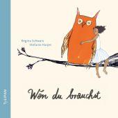 Wen du brauchst, Schwarz, Regina, Tulipan Verlag GmbH, EAN/ISBN-13: 9783864294174