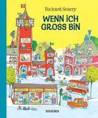 Wenn ich groß bin, Scarry, Richard, Diogenes Verlag AG, EAN/ISBN-13: 9783257012378