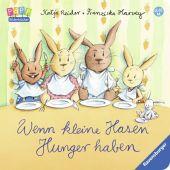 Wenn kleine Hasen Hunger haben, Reider, Katja, Ravensburger Buchverlag, EAN/ISBN-13: 9783473436378
