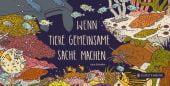 Wenn Tiere gemeinsame Sache machen, Schaffer, Lena/Mehnert, Volker, Gerstenberg Verlag GmbH & Co.KG, EAN/ISBN-13: 9783836959315
