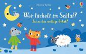 Wer lächelt im Schlaf? Ist es das wollige Schaf?, Taplin, Sam, Usborne Verlag, EAN/ISBN-13: 9781782328797