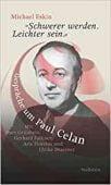'Schwerer werden. Leichter sein.', Eskin, Michael, Wallstein Verlag, EAN/ISBN-13: 9783835336315