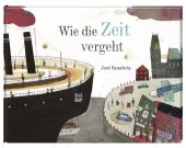 Wie die Zeit vergeht, Sanabria, José, Nord-Süd-Verlag, EAN/ISBN-13: 9783314102943