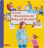 Wie kommt ein Baby auf die Welt?, Reider, Katja, Carlsen Verlag GmbH, EAN/ISBN-13: 9783551252777