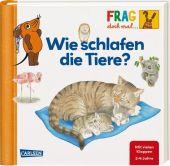 Wie schlafen die Tiere?, Klose, Petra, Carlsen Verlag GmbH, EAN/ISBN-13: 9783551252371