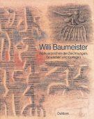 Willi Baumeister, Ponert, Dietmar J/Karg-Baumeister, Felicitas, DuMont Buchverlag GmbH & Co. KG, EAN/ISBN-13: 9783832173005