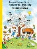 Winter & Frühlings Wimmelspaß, Berner, Rotraut Susanne, Gerstenberg Verlag GmbH & Co.KG, EAN/ISBN-13: 9783836957229