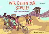 Wir gehen zur Schule!, Schaffer, Lena Kathinka, Gerstenberg Verlag GmbH & Co.KG, EAN/ISBN-13: 9783836960052