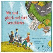 Wir sind gleich und doch verschieden, Murray, Marie, Gabriel, EAN/ISBN-13: 9783522305624