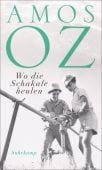 Wo die Schakale heulen, Oz, Amos, Suhrkamp, EAN/ISBN-13: 9783518425947