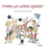 Komm, wir wollen spielen!, Brenman, Ilan, Jumbo Neue Medien & Verlag GmbH, EAN/ISBN-13: 9783833741838