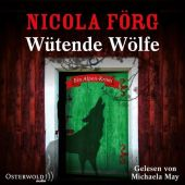 Wütende Wölfe, Förg, Nicola, Osterwold audio, EAN/ISBN-13: 9783869524146