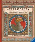 Ausgestorben - Das Buch der verschwundenen Tiere, Gladysz, Katarzyna/Wajs, Joanna/Laczek, Pawel, EAN/ISBN-13: 9783473554706
