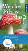 Welcher Pilz ist das?, Flück, Markus, Franckh-Kosmos Verlags GmbH & Co. KG, EAN/ISBN-13: 9783440164488